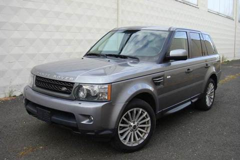 2011 Land Rover Range Rover Sport for sale at Positive Auto Sales, LLC in Hasbrouck Heights NJ