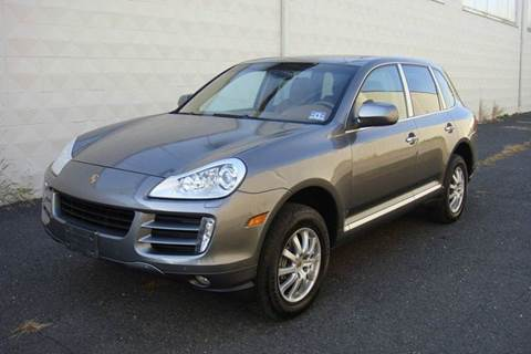 2009 Porsche Cayenne for sale at Positive Auto Sales, LLC in Hasbrouck Heights NJ