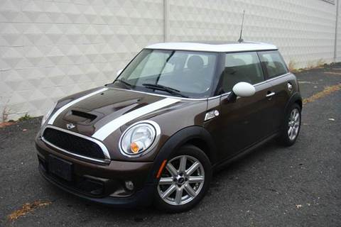 2011 MINI Cooper for sale at Positive Auto Sales, LLC in Hasbrouck Heights NJ