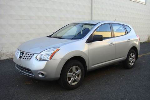 2009 Nissan Rogue for sale at Positive Auto Sales, LLC in Hasbrouck Heights NJ