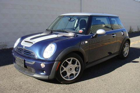 2006 MINI Cooper for sale at Positive Auto Sales, LLC in Hasbrouck Heights NJ