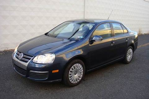 2009 Volkswagen Jetta for sale at Positive Auto Sales, LLC in Hasbrouck Heights NJ