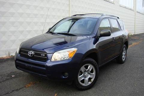 2006 Toyota RAV4 for sale at Positive Auto Sales, LLC in Hasbrouck Heights NJ