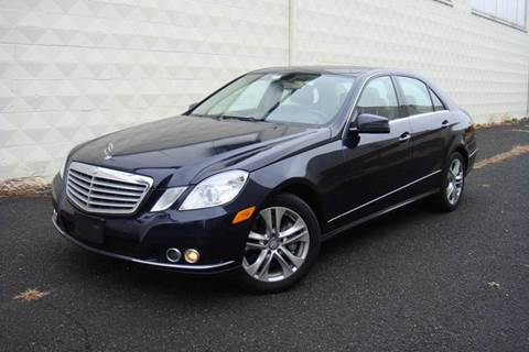 2011 Mercedes-Benz E-Class for sale at Positive Auto Sales, LLC in Hasbrouck Heights NJ