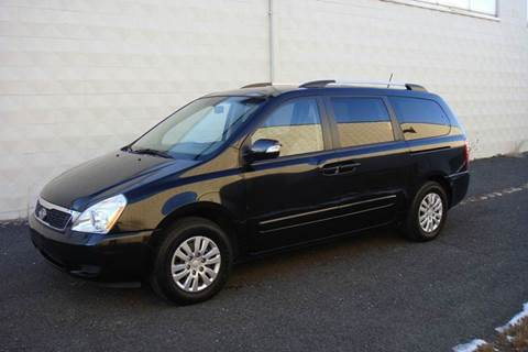 2011 Kia Sedona for sale at Positive Auto Sales, LLC in Hasbrouck Heights NJ