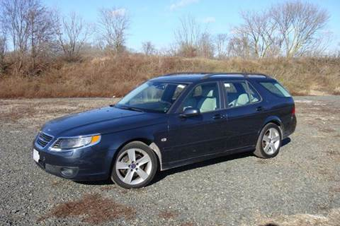 2009 Saab 9-5 for sale at Positive Auto Sales, LLC in Hasbrouck Heights NJ