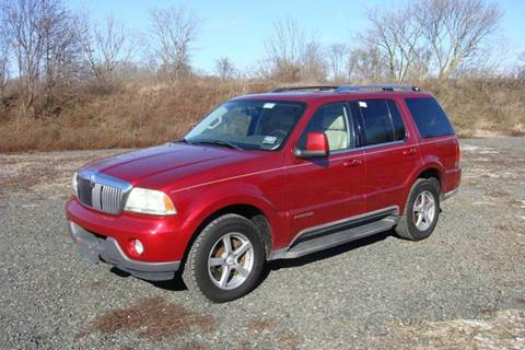 2004 Lincoln Aviator for sale at Positive Auto Sales, LLC in Hasbrouck Heights NJ