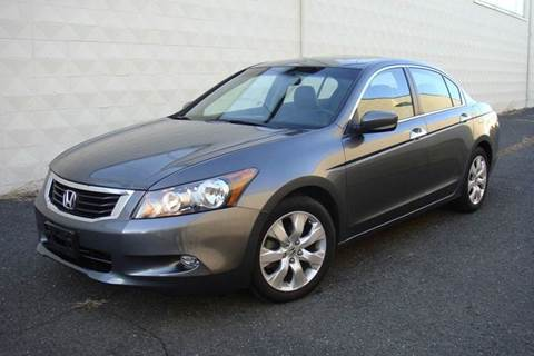 2009 Honda Accord for sale at Positive Auto Sales, LLC in Hasbrouck Heights NJ