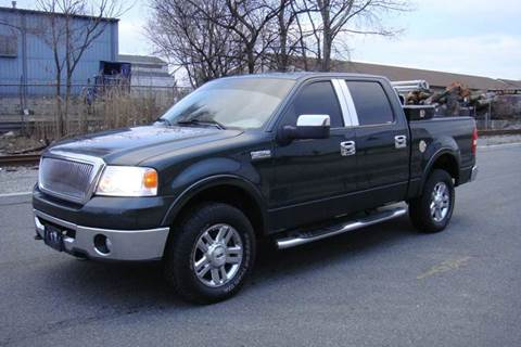 2006 Ford F-150 for sale at Positive Auto Sales, LLC in Hasbrouck Heights NJ