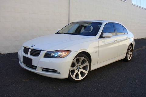 2008 BMW 3 Series for sale at Positive Auto Sales, LLC in Hasbrouck Heights NJ