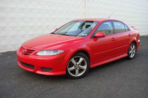 2005 Mazda MAZDA6 for sale at Positive Auto Sales, LLC in Hasbrouck Heights NJ