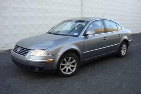2004 Volkswagen Passat for sale at Positive Auto Sales, LLC in Hasbrouck Heights NJ