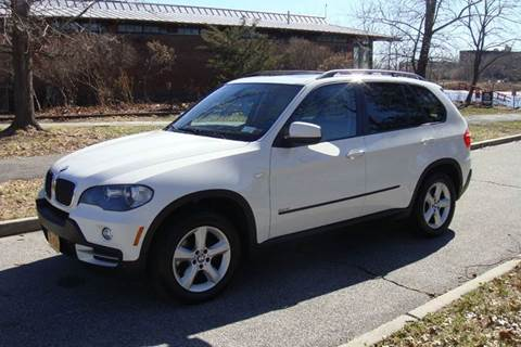 2008 BMW X5 for sale at Positive Auto Sales, LLC in Hasbrouck Heights NJ