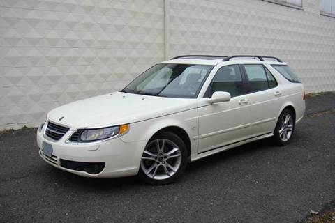 2008 Saab 9-5 for sale at Positive Auto Sales, LLC in Hasbrouck Heights NJ