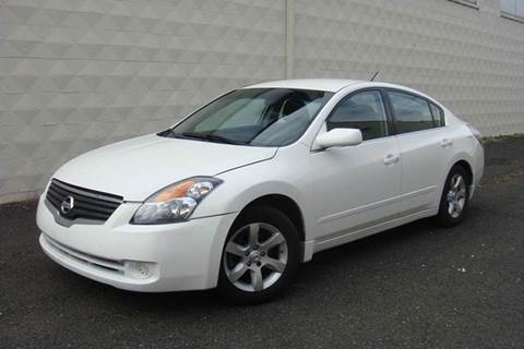 2009 Nissan Altima Hybrid for sale at Positive Auto Sales, LLC in Hasbrouck Heights NJ