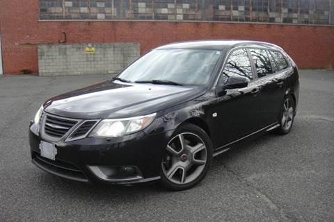 2008 Saab 9-3 for sale at Positive Auto Sales, LLC in Hasbrouck Heights NJ