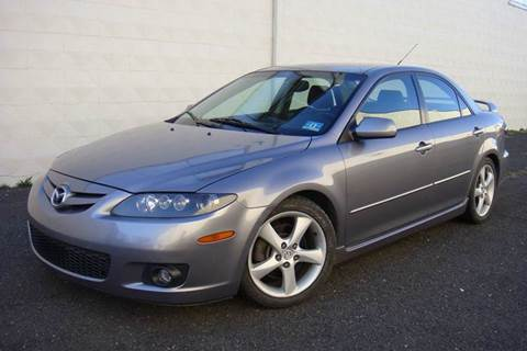 2006 Mazda MAZDA6 for sale at Positive Auto Sales, LLC in Hasbrouck Heights NJ