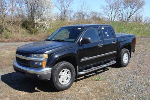 2004 Chevrolet Colorado for sale at Positive Auto Sales, LLC in Hasbrouck Heights NJ