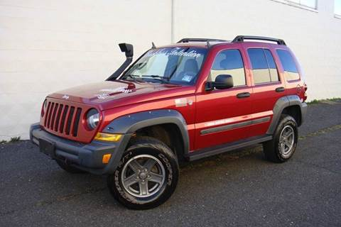 2006 Jeep Liberty for sale at Positive Auto Sales, LLC in Hasbrouck Heights NJ