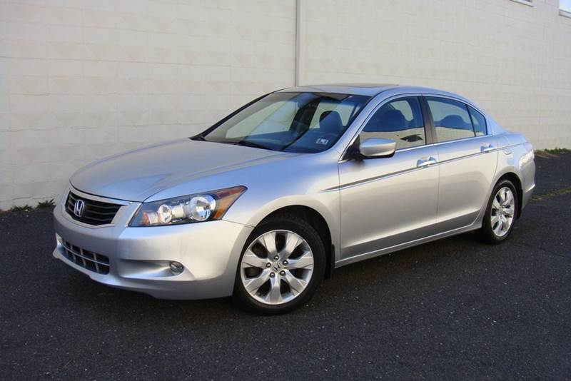 2008 Honda Accord for sale at Positive Auto Sales, LLC in Hasbrouck Heights NJ