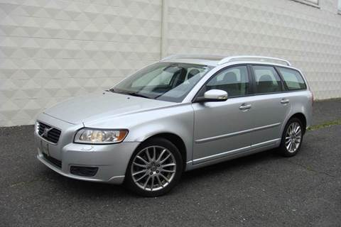 2008 Volvo V50 for sale at Positive Auto Sales, LLC in Hasbrouck Heights NJ