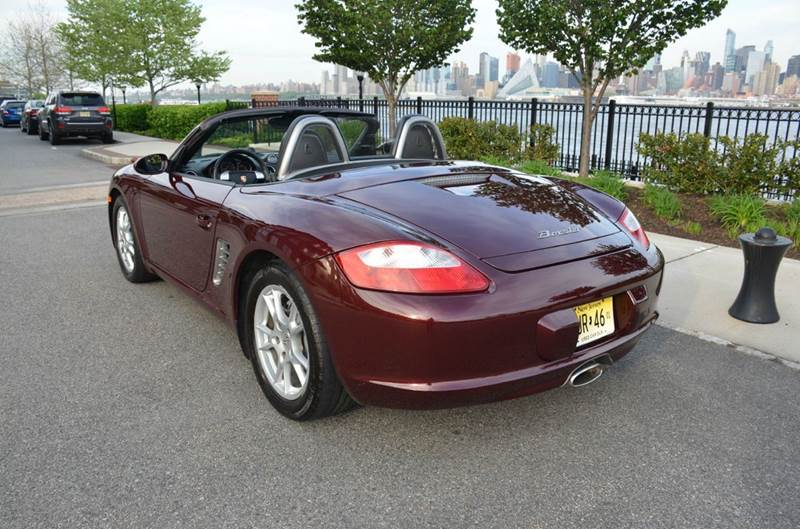 2005 Porsche Boxster Base 2dr Roadster In Hasbrouck Heights NJ ... on victor wheels boxster, modified boxster, rhodium boxster, 911 or boxster, white boxster, my boxster, lowered boxster, silver boxster, subaru boxster,