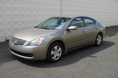 2008 Nissan Altima for sale at Positive Auto Sales, LLC in Hasbrouck Heights NJ