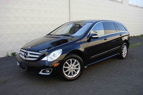 2006 Mercedes-Benz R-Class for sale at Positive Auto Sales, LLC in Hasbrouck Heights NJ