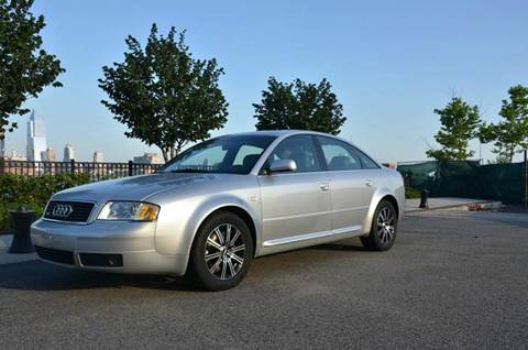 2001 Audi A6 for sale at Positive Auto Sales, LLC in Hasbrouck Heights NJ