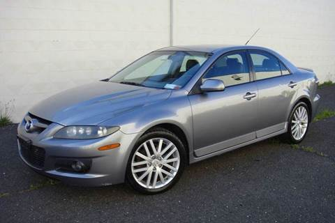 2006 Mazda MAZDASPEED6 for sale at Positive Auto Sales, LLC in Hasbrouck Heights NJ