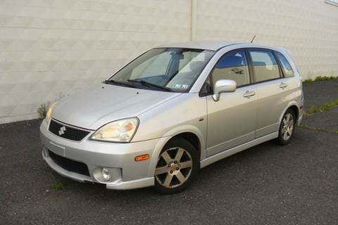 2006 Suzuki Aerio for sale at Positive Auto Sales, LLC in Hasbrouck Heights NJ
