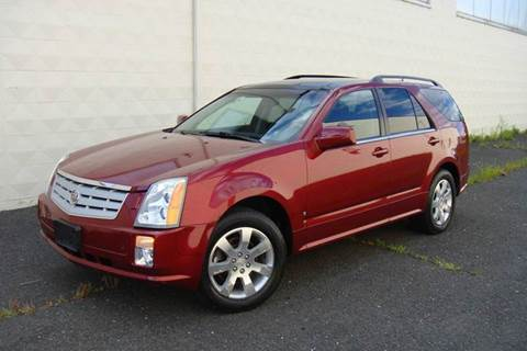 2007 Cadillac SRX for sale at Positive Auto Sales, LLC in Hasbrouck Heights NJ
