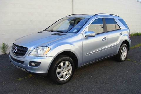 2006 Mercedes-Benz M-Class for sale at Positive Auto Sales, LLC in Hasbrouck Heights NJ