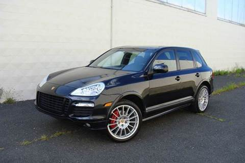 2008 Porsche Cayenne for sale at Positive Auto Sales, LLC in Hasbrouck Heights NJ