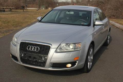 2007 Audi A6 for sale at Positive Auto Sales, LLC in Hasbrouck Heights NJ