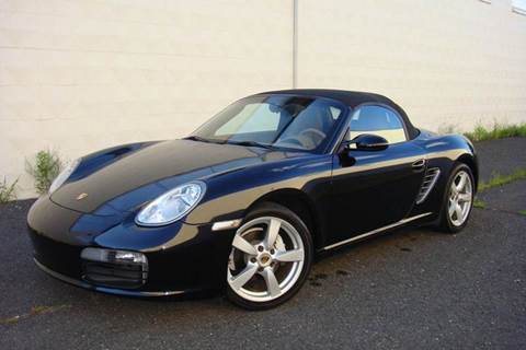 2008 Porsche Boxster for sale at Positive Auto Sales, LLC in Hasbrouck Heights NJ