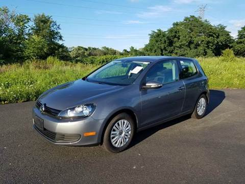 2012 Volkswagen Golf for sale at Positive Auto Sales, LLC in Hasbrouck Heights NJ