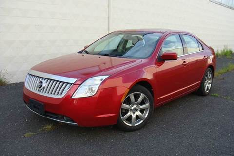 2010 Mercury Milan for sale at Positive Auto Sales, LLC in Hasbrouck Heights NJ