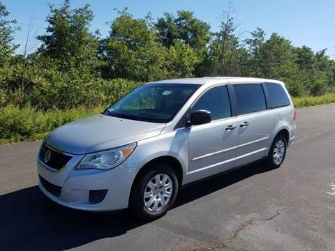 2010 Volkswagen Routan for sale at Positive Auto Sales, LLC in Hasbrouck Heights NJ