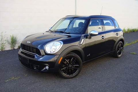 2011 MINI Cooper Countryman for sale at Positive Auto Sales, LLC in Hasbrouck Heights NJ