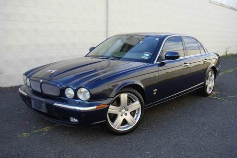 2006 Jaguar XJR for sale at Positive Auto Sales, LLC in Hasbrouck Heights NJ