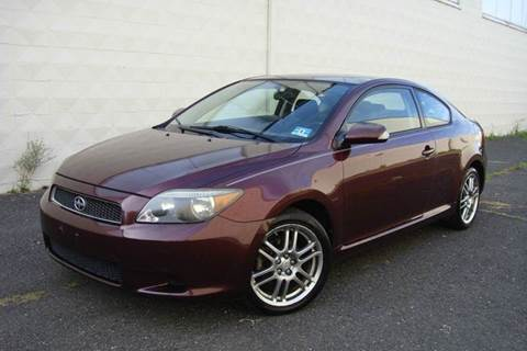 2007 Scion tC for sale at Positive Auto Sales, LLC in Hasbrouck Heights NJ