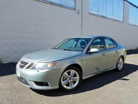 2009 Saab 9-3 for sale at Positive Auto Sales, LLC in Hasbrouck Heights NJ