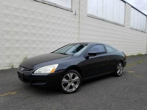 2005 Honda Accord for sale at Positive Auto Sales, LLC in Hasbrouck Heights NJ