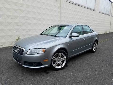 2008 Audi A4 for sale at Positive Auto Sales, LLC in Hasbrouck Heights NJ