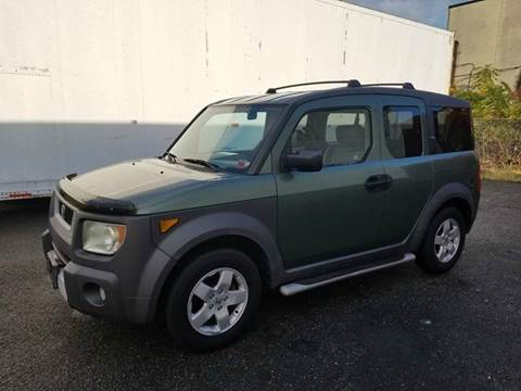 2003 Honda Element for sale at Positive Auto Sales, LLC in Hasbrouck Heights NJ