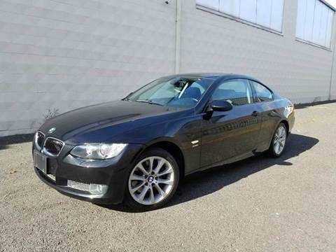 2009 BMW 3 Series for sale at Positive Auto Sales, LLC in Hasbrouck Heights NJ