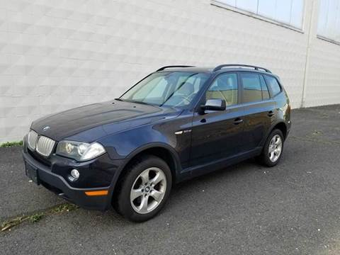 2008 BMW X3 for sale at Positive Auto Sales, LLC in Hasbrouck Heights NJ