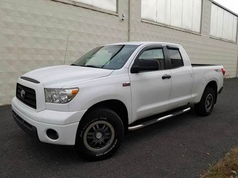 2009 Toyota Tundra for sale at Positive Auto Sales, LLC in Hasbrouck Heights NJ