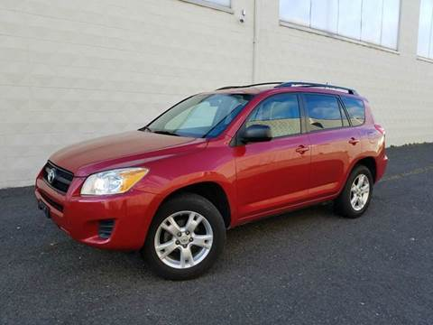 2011 Toyota RAV4 for sale at Positive Auto Sales, LLC in Hasbrouck Heights NJ